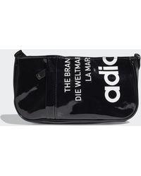 adidas Mini Airliner Bag - Black