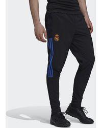 adidas Pantaloni da rappresentanza Tiro Real Madrid - Nero