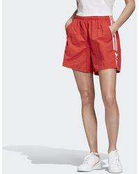 adidas Shorts - Rot