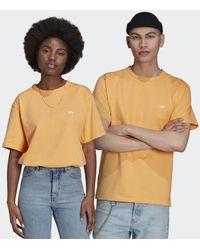 adidas Heavyweight Shmoofoil Shirt (uniseks) - Oranje