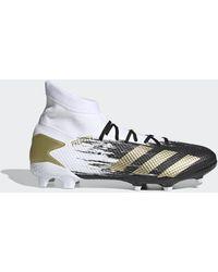 adidas Scarpe da calcio Predator Mutator 20.3 Firm Ground - Metallizzato