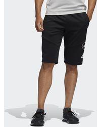 adidas 4krft Moto Pack 12-inch Short - Zwart
