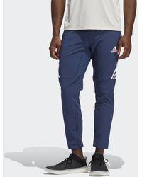 adidas Aeroready 3-stripes Broek - Blauw