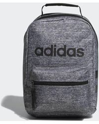 1a41e5c17bf4 Lyst - Adidas Climaproof® Menace Duffel in Gray