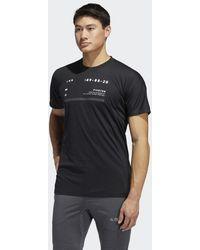 adidas Camiseta Five Ten Trailcross - Negro
