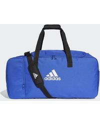 adidas Tiro Duffeltas Large - Blauw