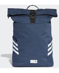 adidas Classic Roll-top Backpack - Blue