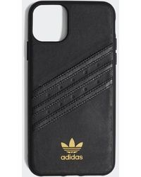 adidas Samba Molded Case Iphone 11 Pro Max - Black