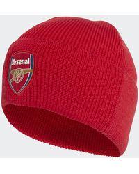 adidas Berretto Arsenal - Rosso