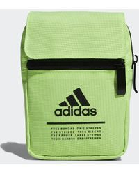 adidas Classic Organizer Tasche - Grün