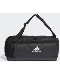 adidas 4ATHLTS ID Duffelbag M - Schwarz