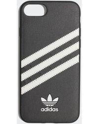 adidas Molded Case Iphone 8 - Zwart
