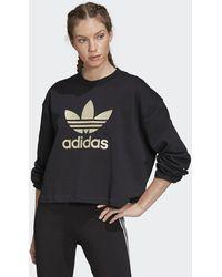 adidas Premium Sweatshirt - Zwart