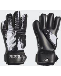 adidas Predator 20 League Handschoenen - Zwart