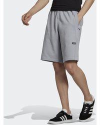 adidas R.y.v. Abstract Trefoil Short - Grijs