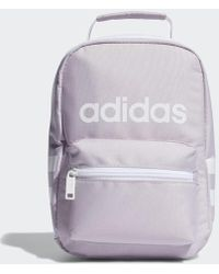 adidas Santiago Lunch Bag - Purple