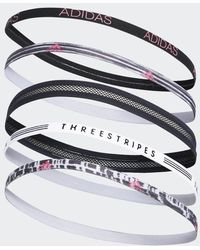 adidas - Creator Plus Hairband 5-pack - Lyst