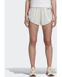 adidas Fiorucci Vintage Shorts - White