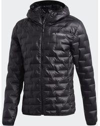 adidas Terrex Light Down Jacket - Black