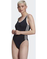 adidas Adicolor Classics Primeblue Swimsuit - Black