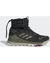 adidas Terrex Hikster Mid Cold.rdy Hiking Shoes - Black