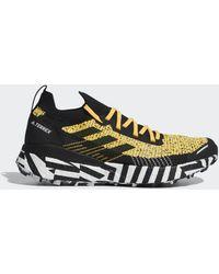 adidas Terrex Two Ultra Parley Trail Running Schoenen - Zwart