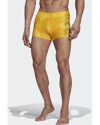 adidas Graphic Boxer-Badehose - Mehrfarbig