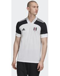 adidas Fulham Fc Thuisshirt - Wit