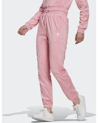 adidas Loungewear Slim Joggers - Pink