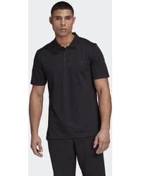 adidas - Brilliant Basics Poloshirt - Lyst