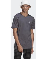 adidas Loungewear Adicolor Essentials Trefoil T-shirt - Grijs