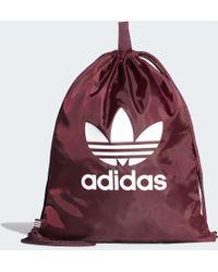 adidas - Trefoil Sportbeutel - Lyst