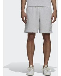 adidas Pharrell Williams Basics Short (uniseks) - Grijs