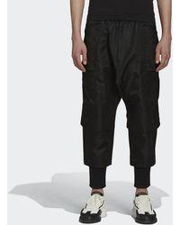 adidas - Y-3 Classic Tech Twill Cargo Pants - Lyst