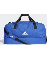 adidas Tiro Duffelbag L - Blau