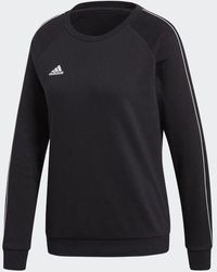 adidas - Core 18 Sweatshirt - Lyst