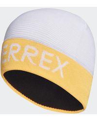 adidas TERREX Logo Mütze - Weiß