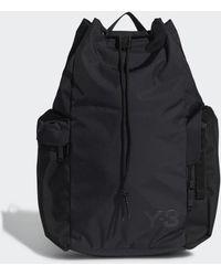 adidas Y-3 Bucket Tas - Zwart