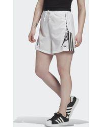 adidas Short - Blanc