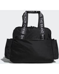 adidas Sport 2 Street Tote Bag - Black