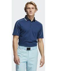 adidas No-show Polo Shirt - Blue