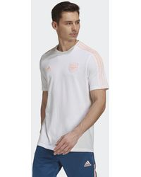 adidas T-shirt Arsenal FC - Bianco