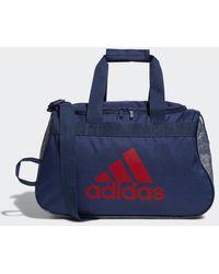 adidas Diablo Duffel Bag Small - Blue