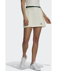 adidas Tennis Luxe Tennis Rok - Wit
