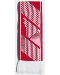 adidas Russia Scarf - Red
