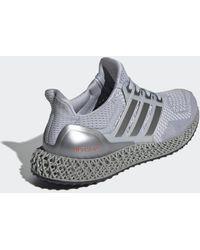 adidas Ultra 4d Schoenen - Metallic