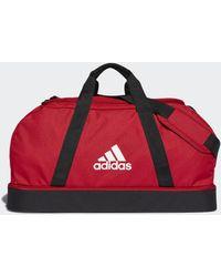 adidas Borsone Tiro Primegreen Bottom Compartment Medium - Rosso