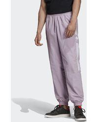 adidas Track pants - Viola