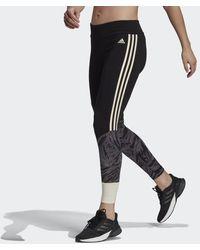 adidas U4u Legging - Zwart