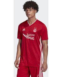 adidas - Aberdeen Fc Thuisshirt - Lyst